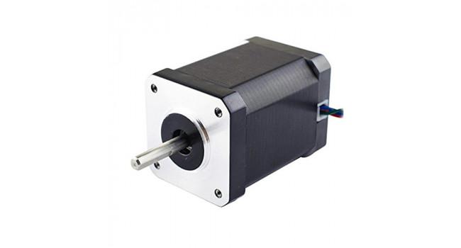 NEMA 17 0.65Nm Dual Shaft Stepper Motor