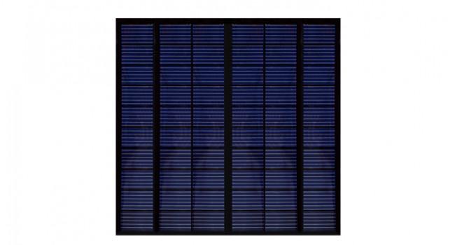 Solar Panel 4.2W 9V
