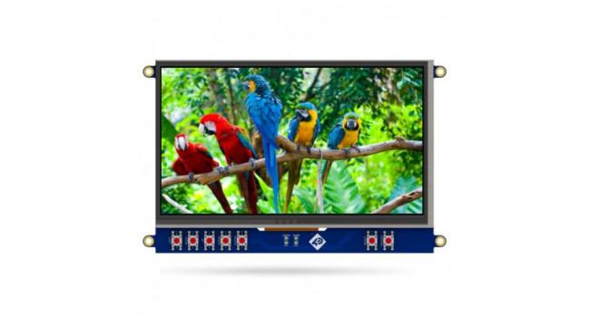 "4D Sys  7"" LCD + Touch - Beaglebone Black"