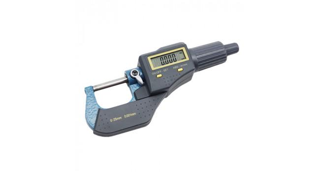 Digital Micrometer 0-25mm 0.001