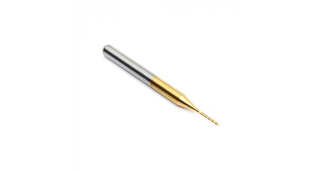 TNC 0.8MM Carbide Drill Bit (2 Pack)