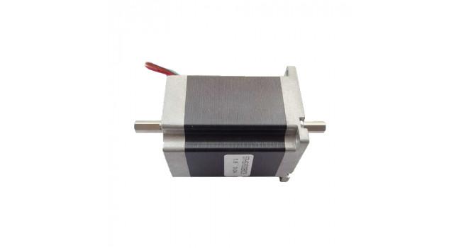 NEMA 23 1.2Nm Dual Shaft Stepper Motor