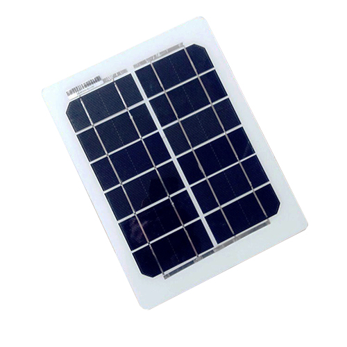 Solar Panel 5W 6V Mono Semi Flex