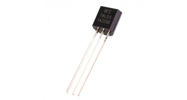 Voltage Regulator 5V 150MA (Pack Of 2)