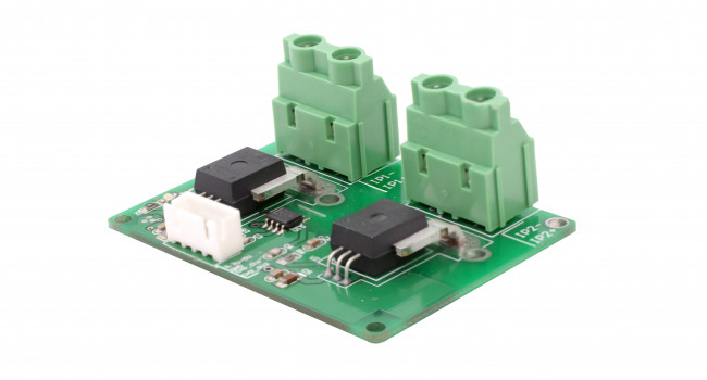 AC/DC 200A Current Sensor - Bi Directional - Independent Dual Channel