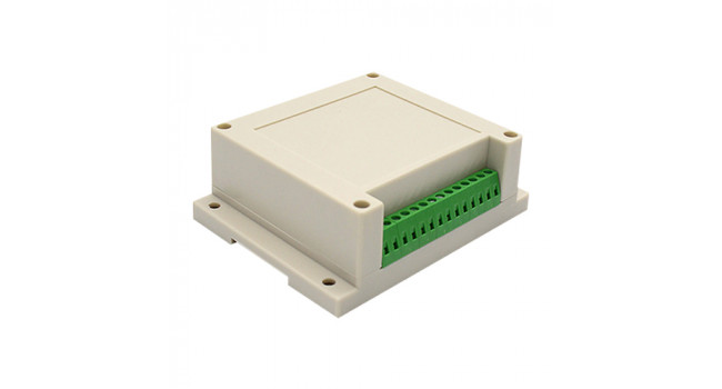 Enclosure Din Rail Mount 115 x 90 x 40 - White