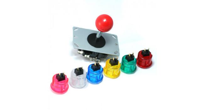 Arcade Joystick Kit