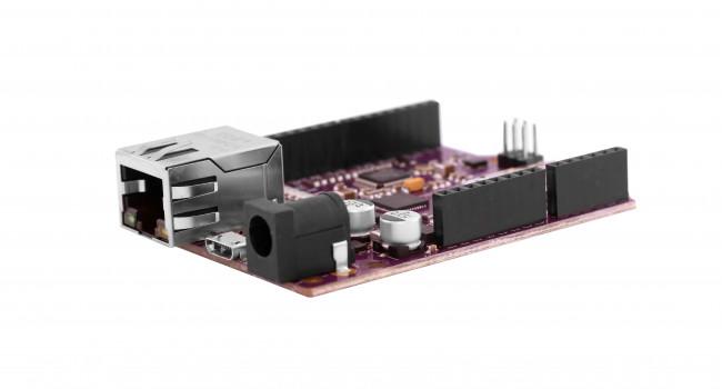 Leonardo 32U4 +  Ethernet with SD card