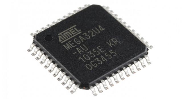 ATMega32U4 TQFP SMD