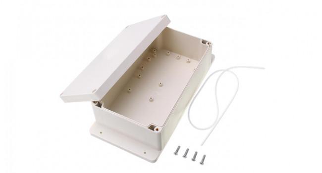 Case KH-F1-3 200x120x75 - IP65 - Beige