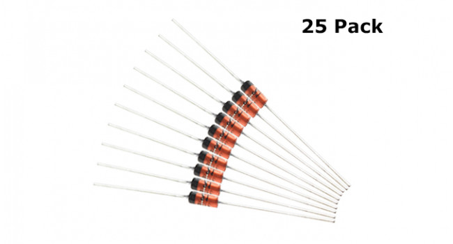 BAT85 Schottky Diode (25 Pack)