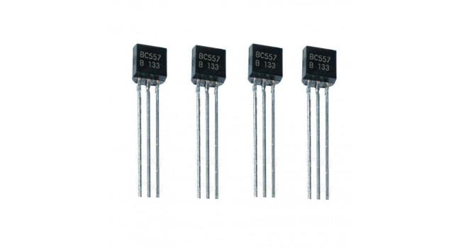 Transistor BC557 (10 Pack)