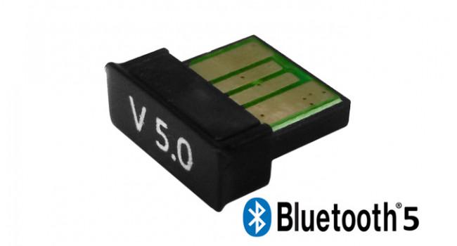 Bluetooth 5 USB Adapter