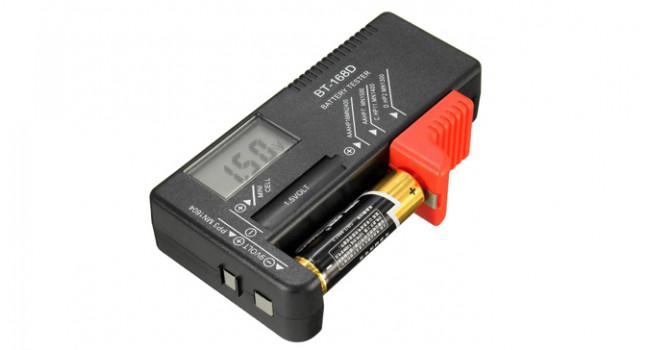 BT Quick Battery Tester