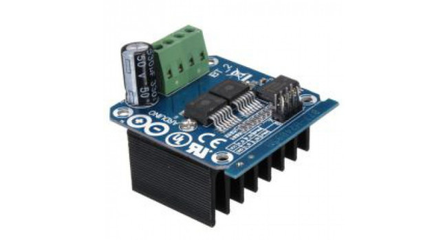 BTS7960 Power H-bridge 43 Amp Module