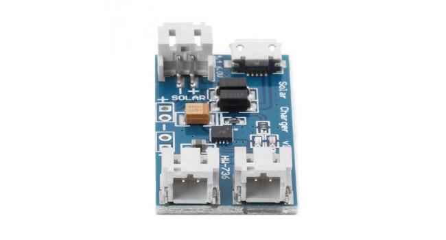 Mini Solar Charge Mod 500mA