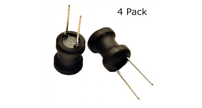 Coil 10UH (4 Pack)