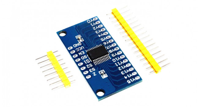 Multiplexer - 16 Channel Analog Moldule