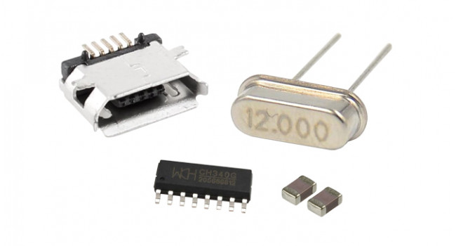 USB to Serial Kit - CH340G
