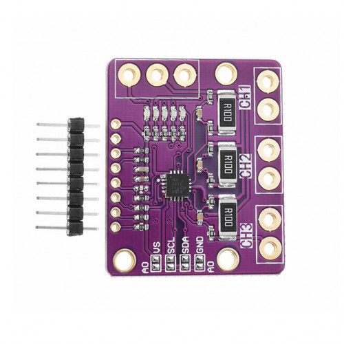 INA3221 3 Channel Current sensor with I2C