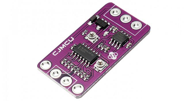 Current 4-20mA to Voltage Converter 0-24V