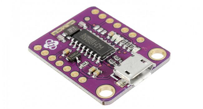 CH340G USB to Serial Module