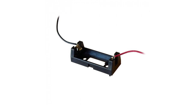 CR123A/16340 Battery Holder 1X - Wire