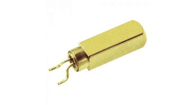 Crystal 32.768Khz 2 Pin SMD  5x1.4MM (4 Pack)