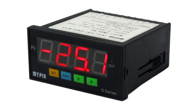 Sensor Meter, 4-20mA, 0-10V,  0-75mV