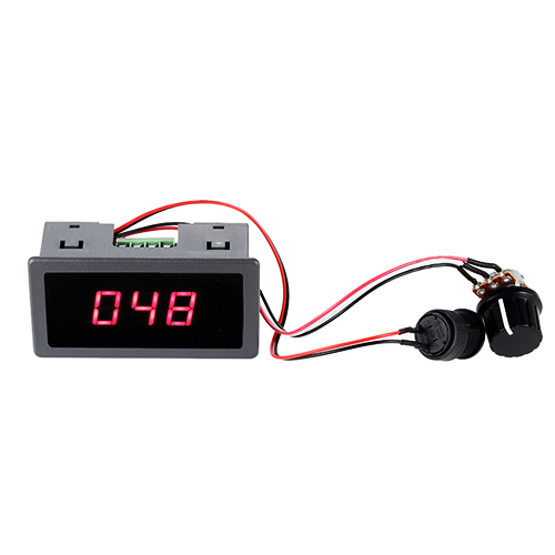 DC Speed Control 8A + Display
