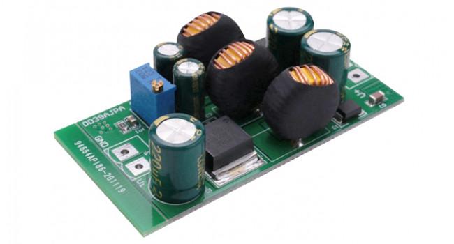 Voltage Regulator, Adjustable 3-30V, 20W, Dual Rail +/- Output