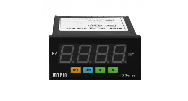Digital Sensor Meter 0-75mV/4-20mA