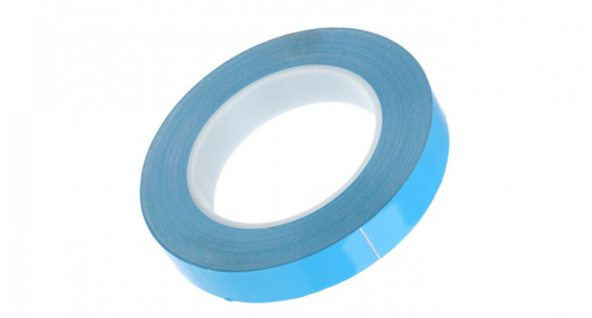 Double Sided Thermal Tape 120°C - 25mm (25 meters)