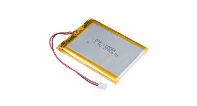Battery LiPo 2000mAh 3.7V