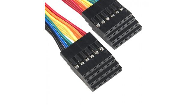Jumper Wire - 6 Way (4 Pack)