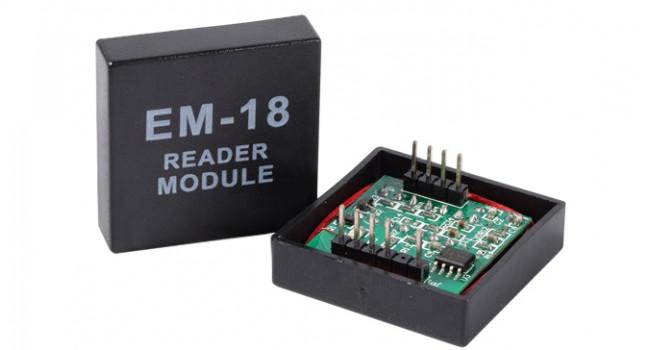 RFID 125KHZ Reader Module