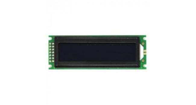 Character Display - LCD 2X16 - 5V - White on Black