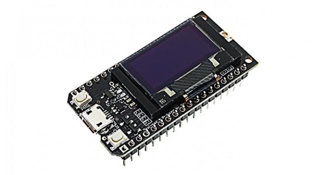 """ESP32 + LoRa 868MHz + OLED 0.96"""""""