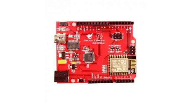 ESPduino - Arduino + ESP8266