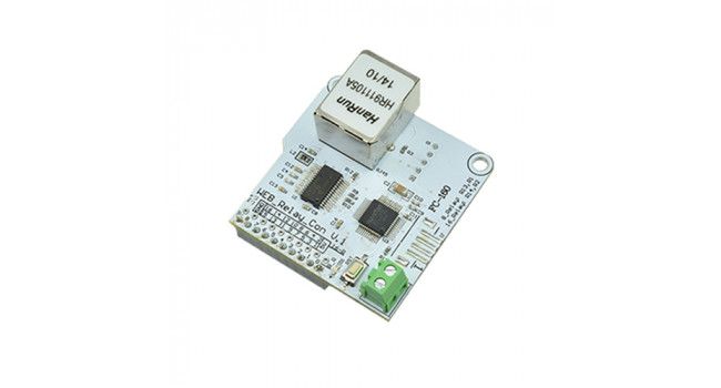 Ethernet Relay Board