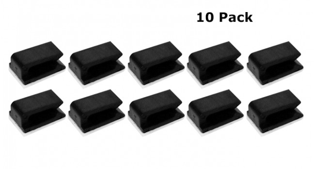 Micro Cable Organiser 8x3mm (10 Pack)