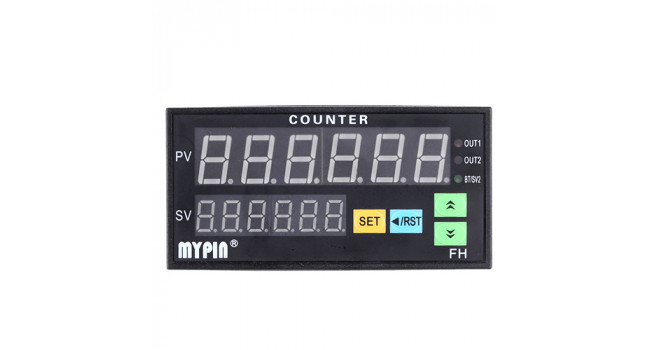 Digital Optical Counter AB Signal