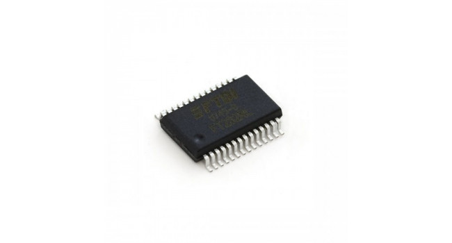 FTDI FT232RL USB to Serial chip - SMD