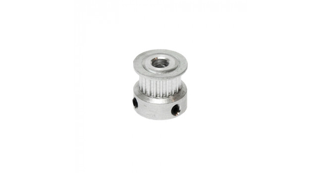 GT2 Pulley, Tooth 20, Bore 5mm, Width 6mm