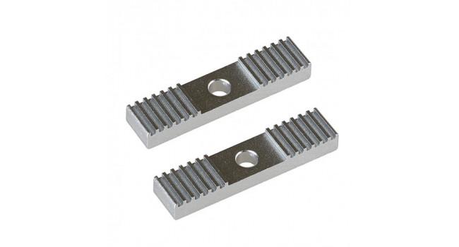 GT2 Belt Clamp, Width 9mm,  Aluminium (2 Pack)