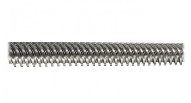 T8 Lead Screw L=540mm Pitch=2mm Lead=8mm