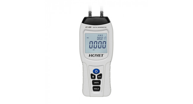 Digital Pressure Meter 20PSI Max
