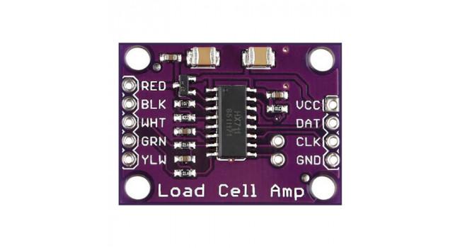 Hx711 Load Cell Amplifier Micro Robotics