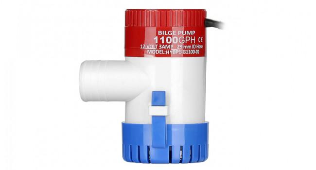 Liquid Pump - 1100 GPH (12V)