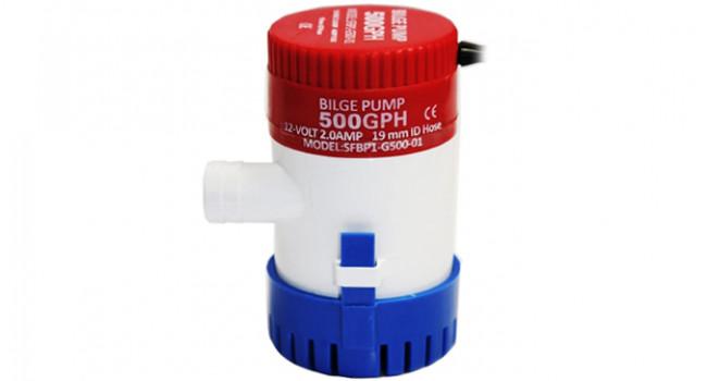 Liquid Pump - 500 GPH (12V)